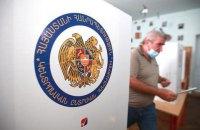 На выборах в Армении победила партия Пашиняна