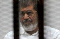 Египетский суд отменил пожизненное заключение для экс-президента Мурси