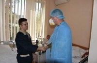 Курсант, который выжил в авиакатастрофе АН-26, решил продолжить учебу