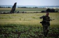 СБУ заявила про причетність ПВК Вагнера до збиття Іл-76 над Луганськом