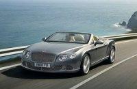 Компания Bentley показала кабриолет Continental GTC