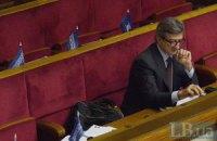 Рада ухвалила законопроект про військово-цивільні адміністрації в зоні АТО