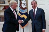 Белый дом возмущен ложью России и публикацией фото Трампа и Лаврова, - CNN