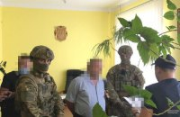 Керівника державної податкової інспекції Тернополя викрили у вимаганні $40 тис.
