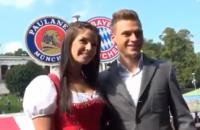 """Гравець """"Баварії"""" в день матчу Ліги чемпіонів проти """"Атлетіко"""" став батьком удруге"""