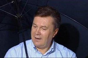 Янукович: надо подписать соглашение с Таможенным союзом