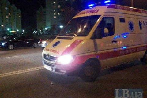 Дитина, яку збив військовий в Одеській області, померла у лікарні