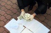 """В Хмельницком задержали """"активистов"""", вымогавших $10 тыс. у застройщика"""