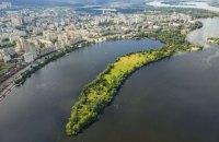 Оболонський острів у Києві з'єднають з Прирічною мостом