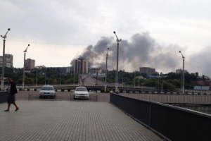 Луганск стали обстреливать меньше