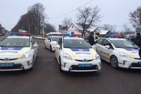 Названа численность патрульной полиции