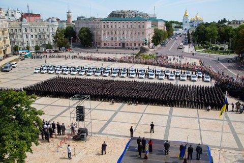 Порошенко оголосив день запуску патрульної поліції Днем поліції України