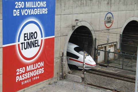 Eurotunnel потребовал от Франции и Британии €10 млн за защиту от мигрантов