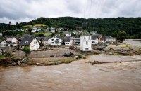 Кількість загиблих від повені в Німеччині перевищила 80, зникли більше 1300 людей