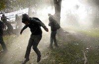 Студенты захватили здание парламента Чили