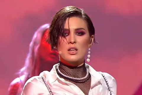 Maruv не поедет от Украины на Евровидение