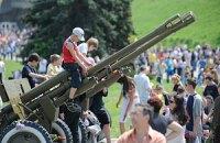 Киев не обойдется без военной техники на День Победы