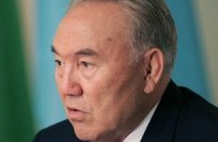 Назарбаєв перепросив за підсумки президентських виборів