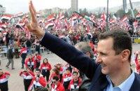 Лукашенко передал Асаду послание со словами поддержки