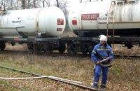 Из Харьковской области вывезли 715 тонн меланжа