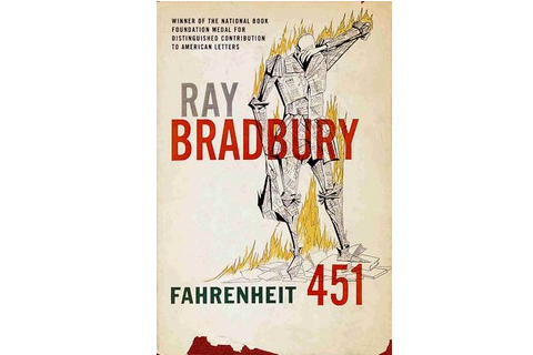 """У США знімуть фільм за романом """"451 градус за Фаренгейтом"""""""
