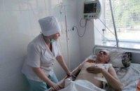 СНБО отрицает большое число смертей при транспортировке раненых бойцов