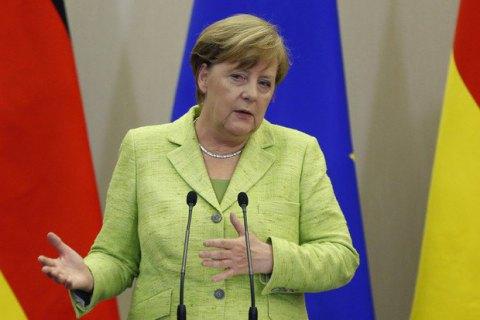 Меркель виступила проти нової угоди щодо врегулювання на Донбасі