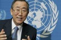 Пан Ги Муна переизбрали генсеком ООН