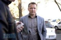 Журналіст Артем Шевченко очолив прес-службу МВС