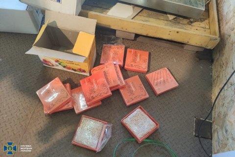 """В Одесі СБУ вилучила 750 кг психотропу, який використовують терористи """"Ісламської держави"""""""