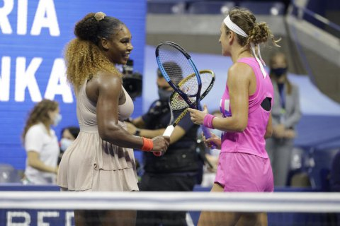 Білоруска поставила шлагбаум на шляху Серени Вільямз у фінал US Open