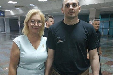 Росія утримує ще 110 громадян України, - Денісова