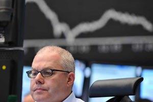Гривна дорожает к евро на межбанке