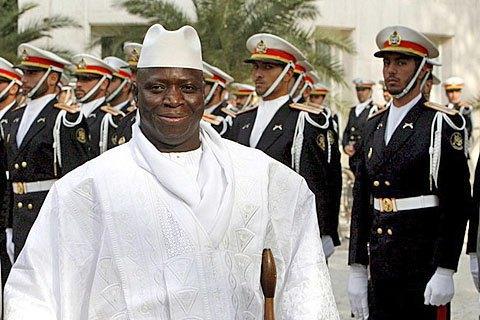 Сенегал і Нігерія підготувалися до вторгнення в Гамбію