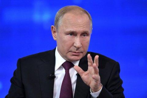 Путіну не сподобалися перші кроки Зеленського з приводу Донбасу