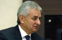 """""""Президент"""" Абхазії пішов у відставку"""