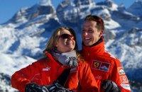 Неизвестные хотят продать свежие фотографии Михаэля Шумахера за 1 млн фунтов