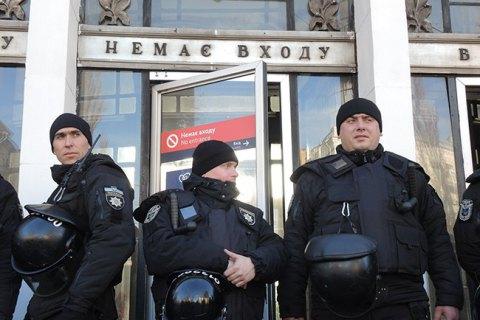 В киевском метро за прошлый год зарегистрировали 781 преступление