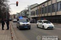 Полиция Киева усилила меры безопасности в связи с годовщиной Майдана