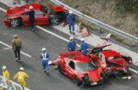 В Японии произошла авария на несколько миллионов долларов