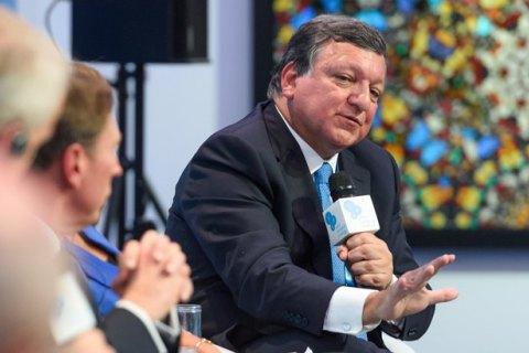 Запад никогда не признает аннексию Крыма, - Баррозу