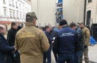 У Львові начальника управління фінконтролю міськради затримали на хабарі