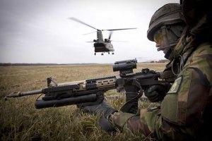 Військовослужбовці Нідерландів вимагають відправити їх у зону АТО в Україні