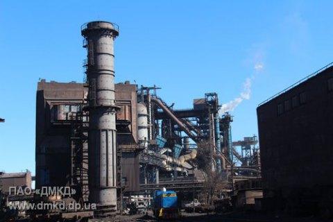 Днепровский меткомбинат готовится кзапуску производства стали