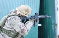 У Київській області завершилися чотириденні навчання підрозділів МВС