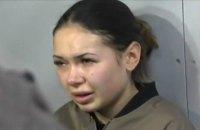 Зайцева в суді визнала свою провину і заявила про каяття