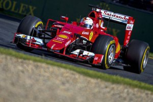 """Феттель приніс """"Феррарі"""" першу перемогу у Формулі 1 з травня 2013 року"""