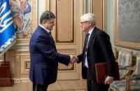 Порошенко назвав боротьбу з корупцією одним із головних пріоритетів 2015-го