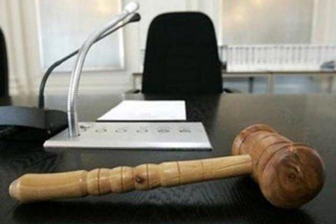 Суддя у справі апеляції Лавриновича взяв самовідвід