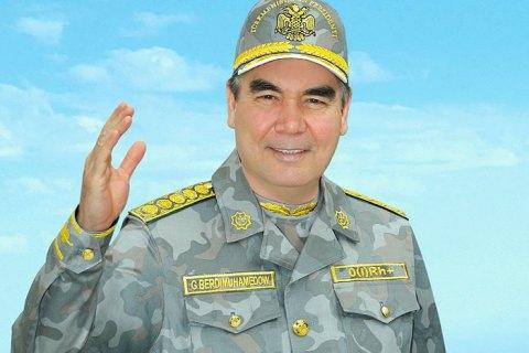 Посольство Туркменістану спростувало чутки про смерть Бердимухамедова